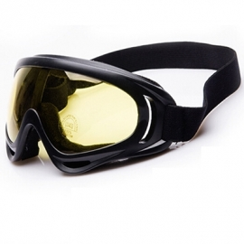 Goggles X400 - lightweight - Yellow - UV400 - Polarized