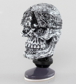 Lethal Threat - Skull Head Bandana - Gear Shift Knob - Shifter