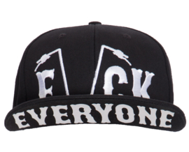KING KEROSIN SNAPBACK CAP - FUCK EVERYONE - 13