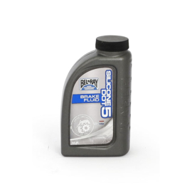 BEL-RAY DOT 5 BRAKE FLUID, SILICONE. 355CC CAN