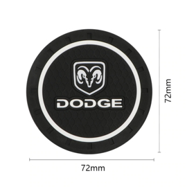 Mopar Dodge Car Coaster (1x)