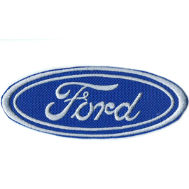 silver PATCH - FORD