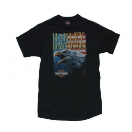 Harley-Davidson T-shirt - Eagle USA