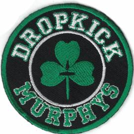 PATCH - Round logo - DROPKICK MURPHYS
