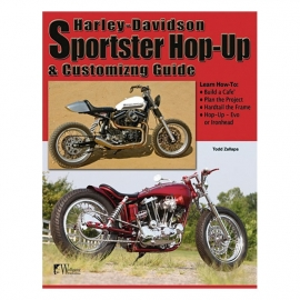 Book - BOOK HD SPORTSTER HOP UP & CUSTOMIZING