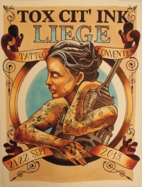 x 2013/09, 21-22 sept. - Tattoo Luik - Tox Cit`Ink - Liege