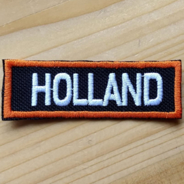 orange PATCH - Small - HOLLAND - the Netherlands - NL