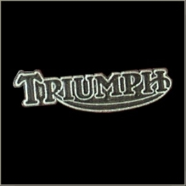 P187 - Small Pin - Triumph