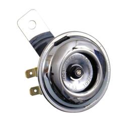 Horn - Chrome - mini 65 mm - 100db