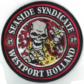 Patch - Support 81 Westport - Seaside Syndicate - ROUND - LARGE