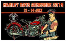 2019 - 13-14 juli -Assenede - Belgium