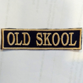 Golden PATCH - Flash / Stick - OLD SKOOL