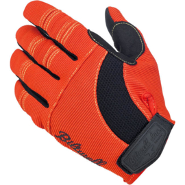 Biltwell INC - Moto Gloves - Black/Orange/Yellow