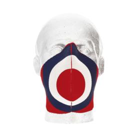 Bandero Face Mask - Shooting Target