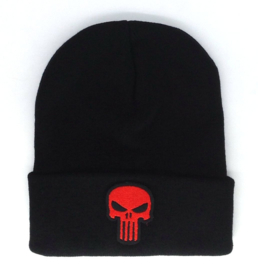 Beanie - The Punisher - Commando - RED