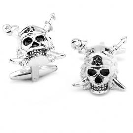 Pirate Skull - Cufflinks