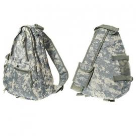 Sling Bag /  BackPack - Digital Camouflage