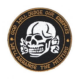 040 - Patch - God will judge our Enemies