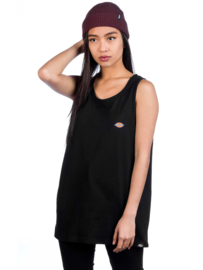 DICKIES WICKETT LADIES TANKTOP BLACK