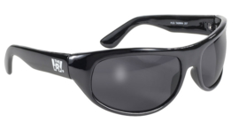 Sunglasses - Kickstart - THE WRAP - SMOKE/Black by KD's