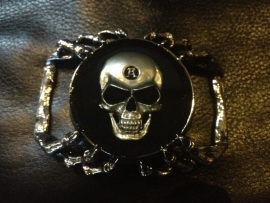Belt Buckle - Demo / Skull 3D