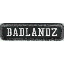 PATCH - WCC - BADLANDZ - West Coast Choppers