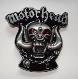 Belt Buckle - MotorHead
