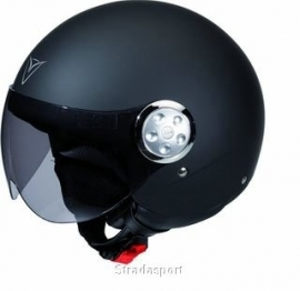 Demm - Mono Jet Helmet - Flat Black ECE 22.05