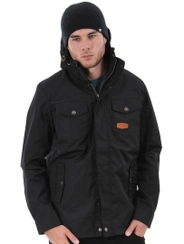 Jesse James Jacket - Parka - Black