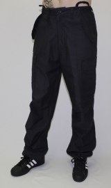 BDU - NYCO M65 Combat trousers - BLACK - Heavy Duty