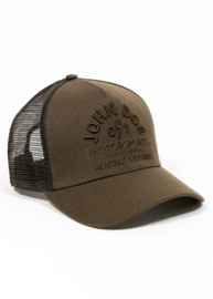 John DOE - Trucker Cap - Heritage Brown