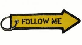Keychain - Follow Me