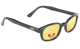 Sunglasses - X-KD's - Larger KD's -  POLARIZED - Yellow
