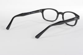 Sunglasses - Classic KD's - CLEAR!!