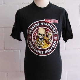 Support 81 - Westport - T-shirt Seaside Syndicate  - Hells Angels Support Wear