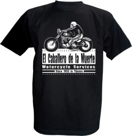 King Kerosin - El Caballero de la Muerte - T-shirt