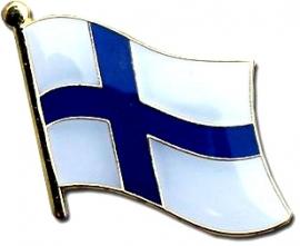 P200 - Pin - Waving Flag - Finland
