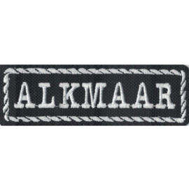 Patch - Flash / Stick with rope design - ALKMAAR