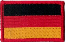 303 - PATCH - German flag - Deutsche Flagge - Deutschland - Germany [small]