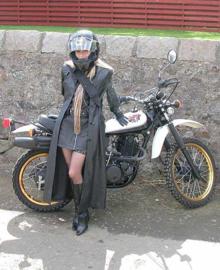 Yamaha XT-500 (nude)
