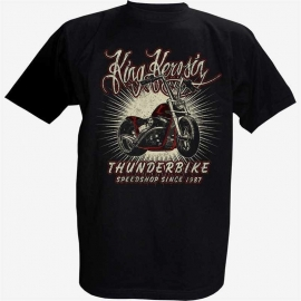 King Kerosin - Thunderbike Speedshop 1987 - T-shirt