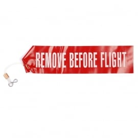 Original Security Ribbon- RBF - Remove Before Flight - LARGE