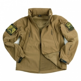 Softshell Tactical Jacket - Waterproof - choose color
