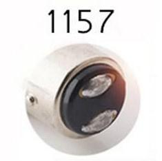 LIGHT BULB LED,  DUAL FILAMENT 1157 REPL- TAILLIGHT