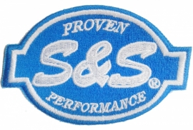 235 - Patch - S&S Proven Performance - Blue