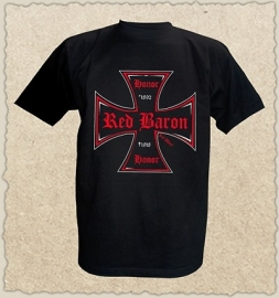 King Kerosin - Red Baron T-shirt