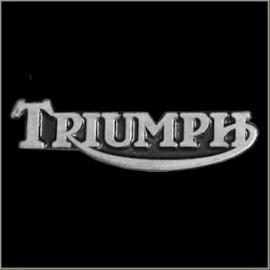 Pin - Triumph - LARGE