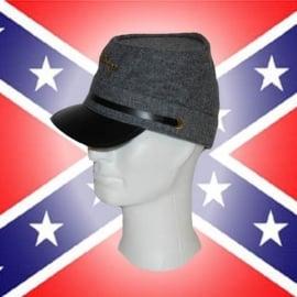 Civil War Cap - Grey
