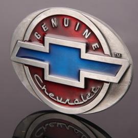 Chevy Belt Buckle - Genuine Chevrolet