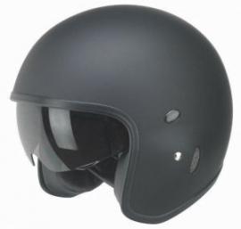 NOX - N237 - Jet Helmet - Built-In Sun Visor - ECE 22.05